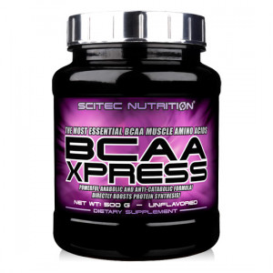 Scitec Nutrition, BCAA Xpress (БЦАА Экспресс), 700 г, Яблоко