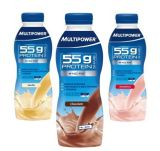 Multipower, 55g Protein Shake (Протеин Шейк), 500 мл