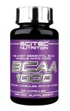 Scitec Nutrition, BCAA 1000, 100 капсул