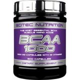 Scitec Nutrition, BCAA 1000, 300 капсул
