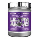 Scitec Nutrition, Ultra Amino, 200 капсул