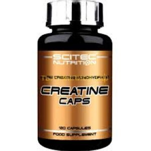 Scitec Nutrition, Creatine Caps, 120 капсул, 120 капсул