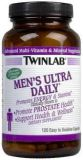 Twinlab, Mens Ultra Daily (Менс Ультра Дейли), 120 кап
