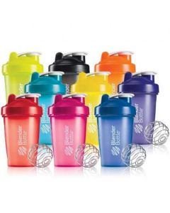 Blender bottle, Classic Full Color, 591 мл, Оливковый