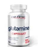Be First, Glutamine, 120 капсул