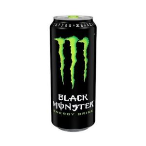 The Coca Cola Company, Black Monster, 500 мл, Energy
