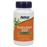Now, TestoJack 200, 60 капсул