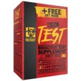Fit Foods, Mutant Test, 180 капсул