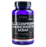 Ultimate Nutrition, Glucosamine Chondroitin MSM, 90 таблеток