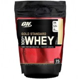 Optimum Nutrition, 100% Whey Gold Standard, 450 г