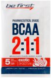 BeFirst, ПРОБНИК bcaa 2:1:1 powder, 5 г