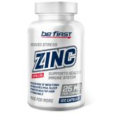 Be First, Zinc, 120 капсул
