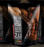 PowerPro, Mega Strong BCAA, 300 г
