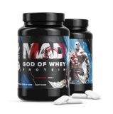 MAD Drugs, GOD OF WHEY, 1000 g, Россия