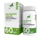 Natural Supp, Magnesium Chelate, 60 капсул