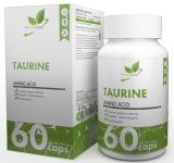 Natural Supp, Taurine, 60 капсул