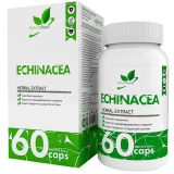 Natural Supp, Echinacea, 60 капсул