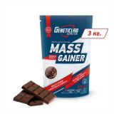 GeneticLab, Mass Gainer, 3000 г, Россия, Шоколад