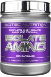 Scitec Nutrition, Isolate Amino, 250 капс., США