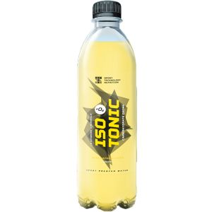 Sport Technology Nutrition, IsoTonic +О2, 500 мл, Лимон