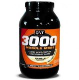 QNT, 3000 Muscle Mass, 4500 г, Бельгия