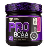 Optimum Nutrition, PRO BCAA & Glutamine Support, 390 г