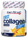 Be First, COLLAGEN + hyaluronic acid +  vitamin C powder, 200 г