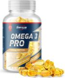 GeneticLab Nutrition, Pro Omega 3 500 mg, 90 капсул