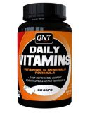 QNT, Daily Vitamins, 60 капсул