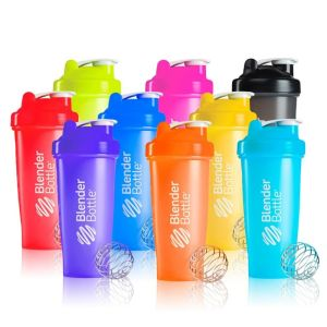 Blender bottle, Classic Full Color, 946 мл, Черный
