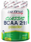 Be First, BCAA 2:1:1 CLASSIC powder, 200 г