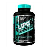Nutrex, Lipo 6 Black Hers, 120 капсул