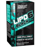 Nutrex, Lipo 6 Black HERS Ultra Concentrate, 60 капсул