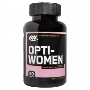 Optimum Nutrition, Opti Women (Опти Вумэн), 60 капсул, 60 капсул