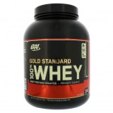 Optimum Nutrition, 100% Whey Gold Standard, 2273 г, США