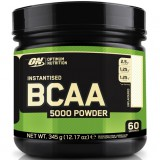 Optimum Nutrition, BCAA Powder 5000 (БЦАА Паудэр), 345 г