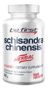 Be First, Schisandra chinensis powder, 33 гр, 110 порций