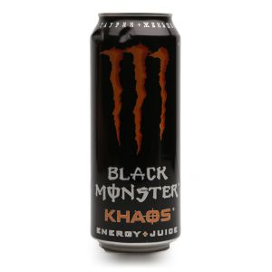 The Coca Cola Company, Black Monster Chaos, 500 мл, Energy