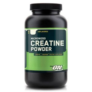 Optimum Nutrition, Creatine Powder (Креатин), 600 г, 120 порций