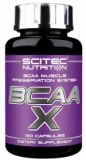 Scitec Nutrition, BCAA X, 120 капсул