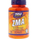 Now, ZMA, 90 Капсул